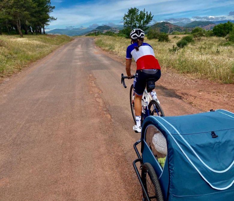 Route - Jade Wiel a fait un grand road trip à travers la France