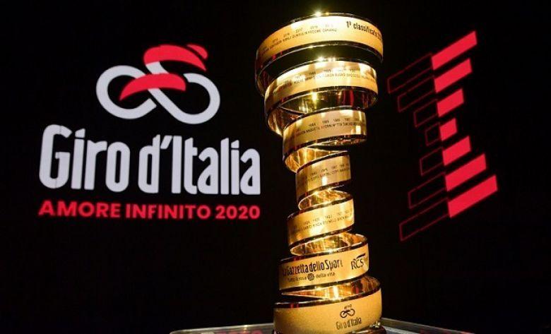 Tour d'Italie - Le Giro 2020 débutera par un chrono à Palerme