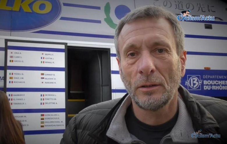 ITW - Lannes : «Nippo Delko One Provence sera prêt pour le Tour 2021»