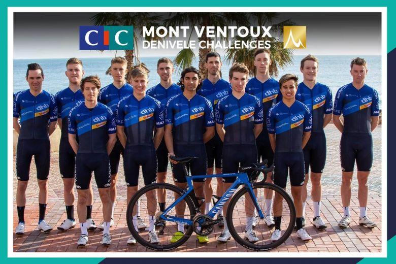 Mont Ventoux Challenges - Canyon dhb p/b Soreen annoncée au départ