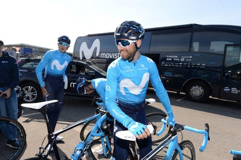 Route - Alejandro Valverde : «Je suis encore jeune dans ma tête»