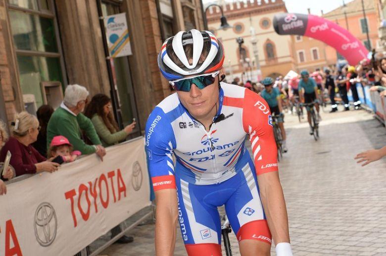 Tour de France - Valentin Madouas : «Comme une petite consécration»
