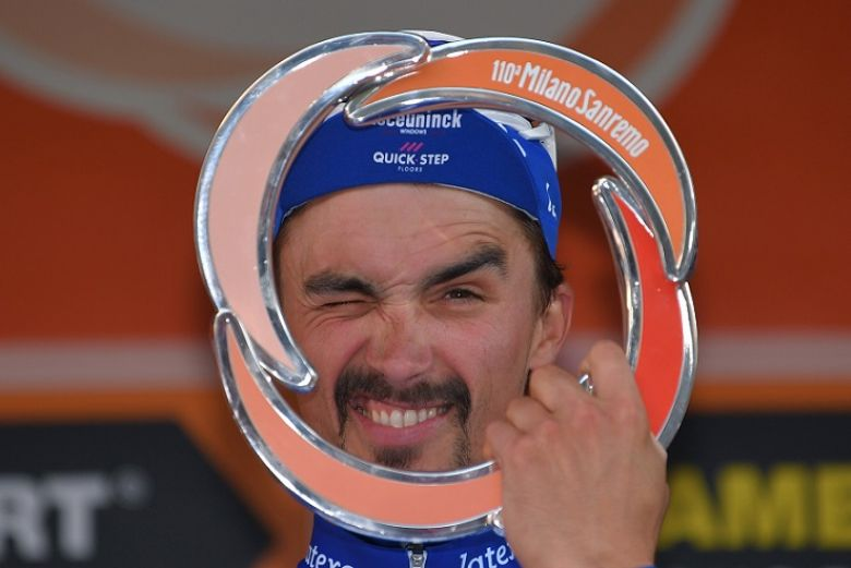 Milan-San Remo - Julian Alaphilippe devrait tenter la passe de deux