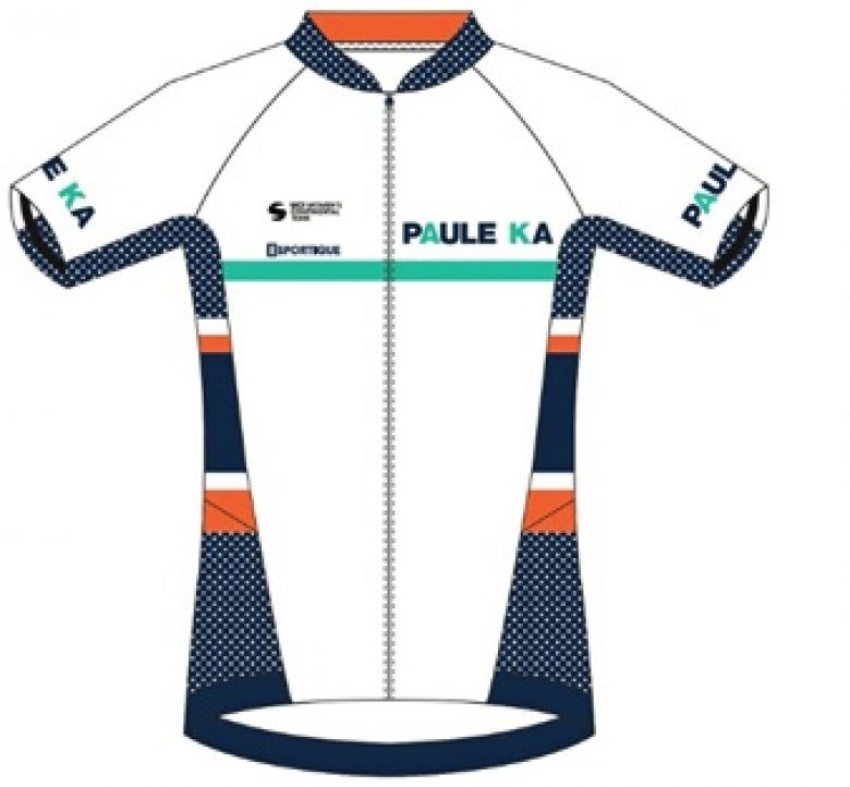 Route (F) - Paule Ka dévoile son maillot pour la fin de la saison