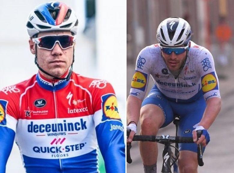 GP Vermarc - Jakobsen et Florian Sénéchal pour Deceuninck-Quick Step
