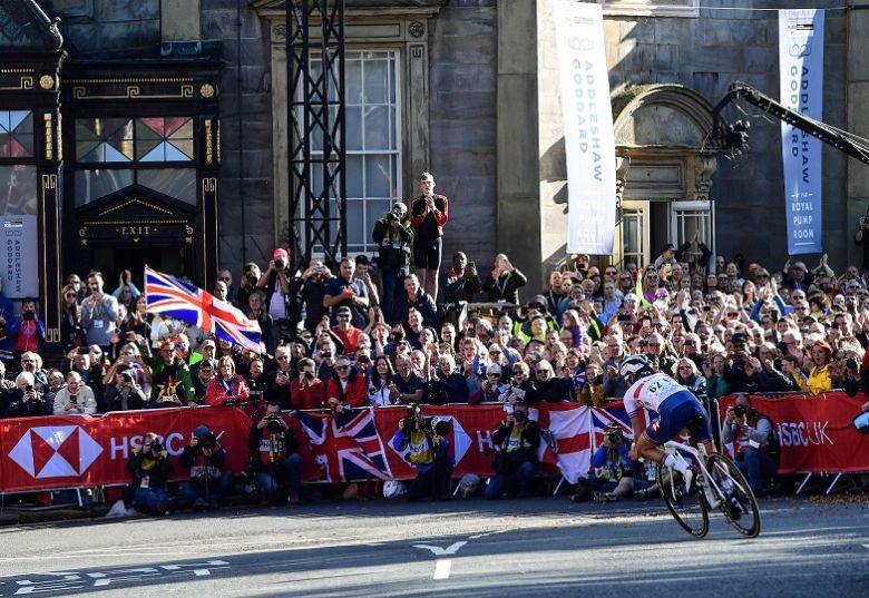 Route - Les Championnats de Grande-Bretagne finalement annulés