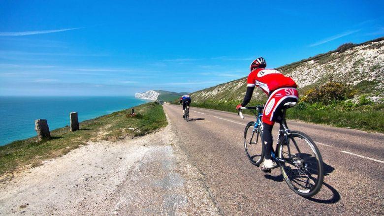 Tour de Grande-Bretagne - La dernière étape 2022 sur l'île de Wight
