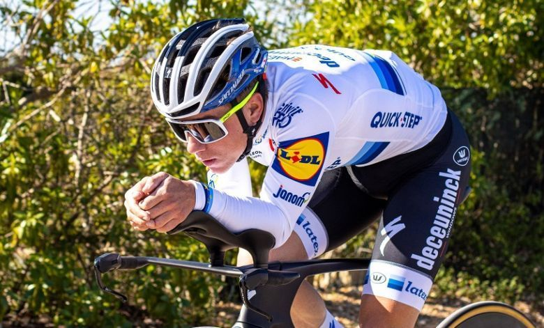 Tour d'Italie - Evenepoel peut «jouer le général» pour Van den Broeck