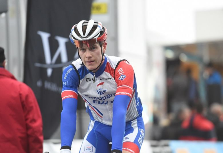 Strade Bianche - Simon Guglielmi : «Une course qui me fait rêver»