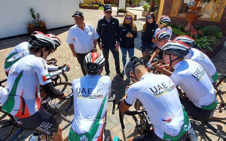 Route - UAE Team Colombia renonce au Baby Giro en raison du Covid-19