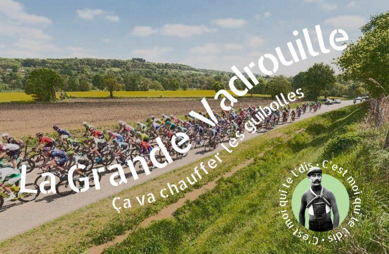 Route - La Grande Vadrouille, course solidaire et virtuelle de l'été