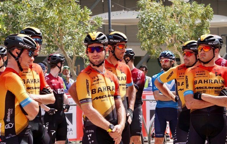 Tour Poitou-Charentes - Bahrain-McLaren complète le plateau