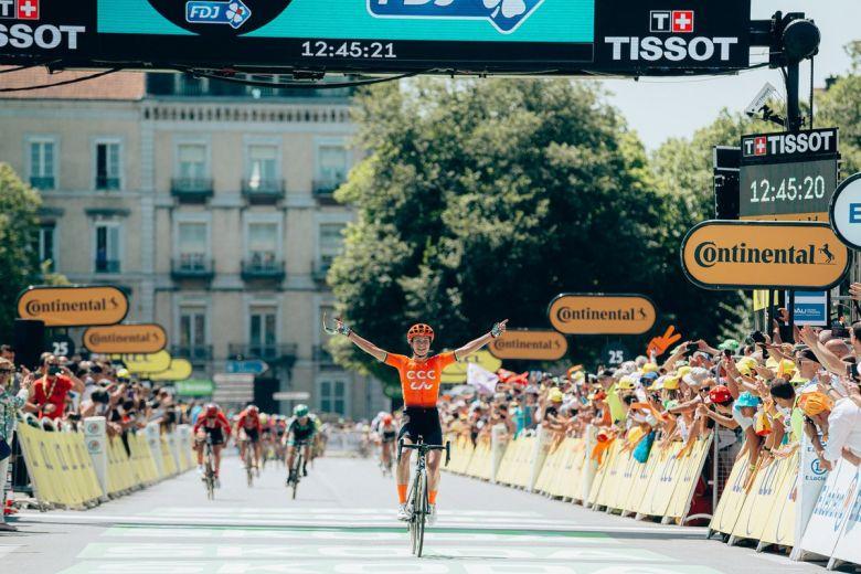 La Course by Le Tour - 23 équipes au départ de La Course by Le Tour