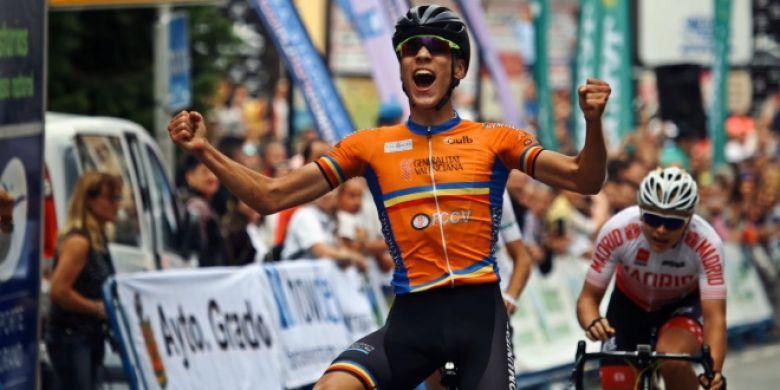 Route - Juan Ayuso : «Je rêve de remporter le Tour de France»