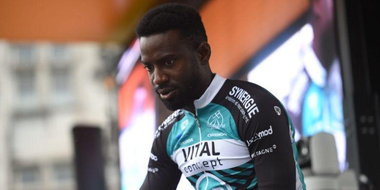 Route - Kévin Réza : «Je ne peux pas dire que le peloton est raciste»