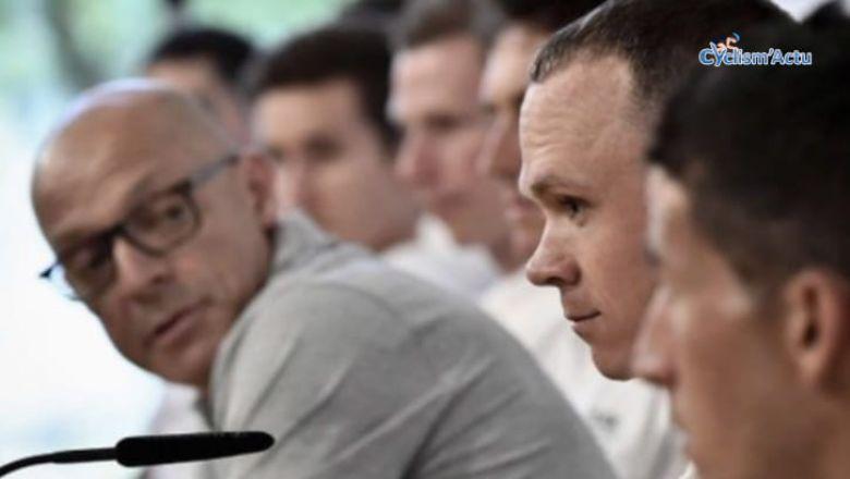 Transfert - Chris Froome va rejoindre Israel Start-Up Nation en 2021