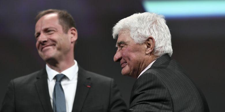Tour de France - Prudhomme : «On n'oubliera jamais Raymond Poulidor»