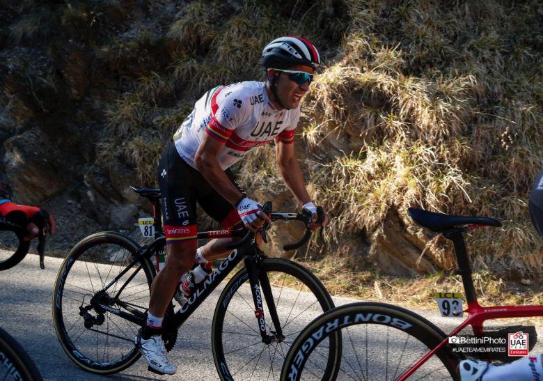 Route - Sergio Henao : «Pogacar et Bernal sont des coureurs ambitieux»