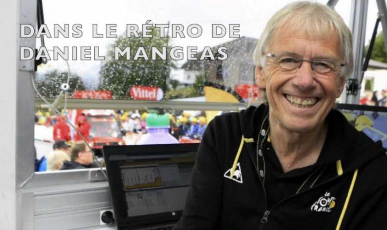 Dans le Rétro de - Daniel Mangeas : Eddy Merckx frappé au foie en 1975