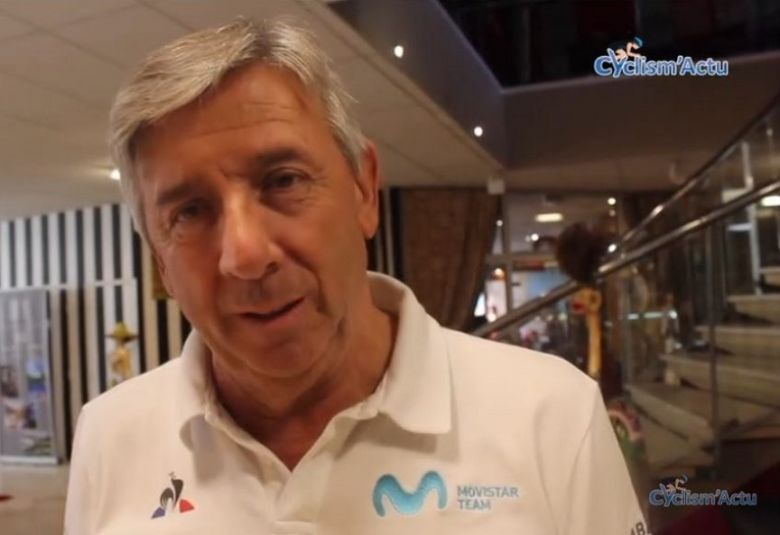 Tour de Burgos - Eusebio Unzue : «La course est devenue vitale»