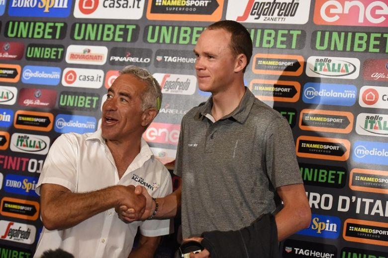 Route - Tour, Merckx, records : Adams voit grand pour Chris Froome