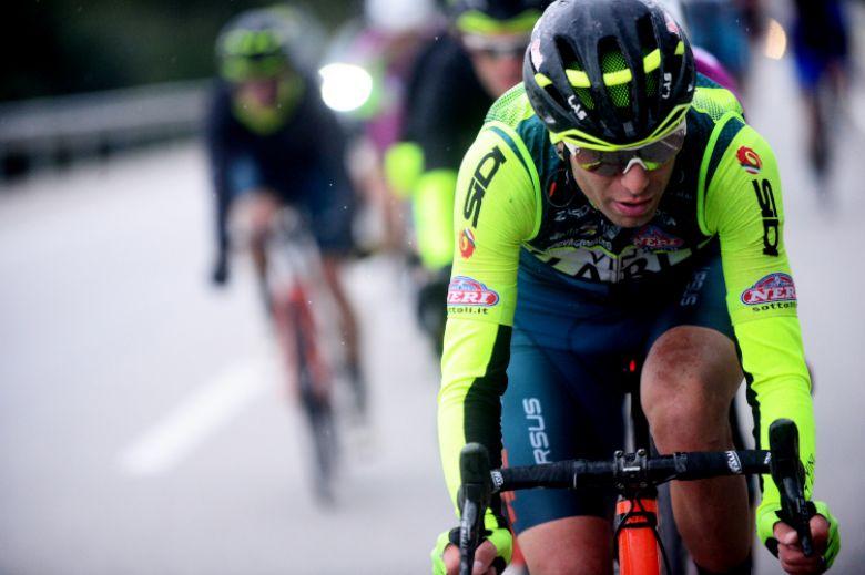 Route - Andrea Di Renzo renversé par une voiture à l'entraînement