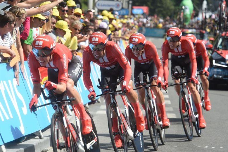 Tour de France - Winston : «Certains manqueront de jambes sur la fin»