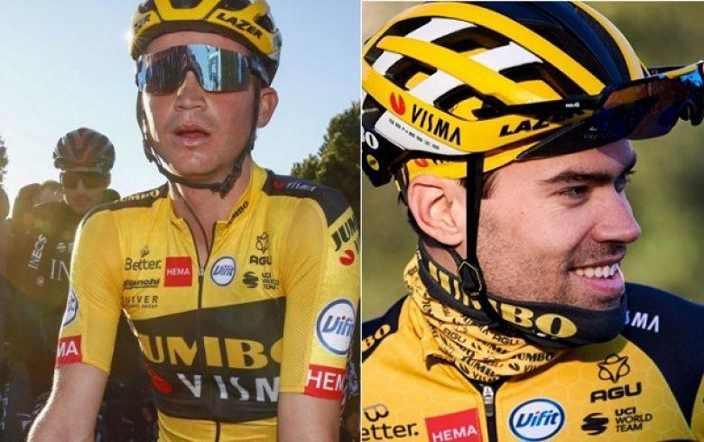 Route - Sepp Kuss : «Tom Dumoulin apporte beaucoup à l'équipe»