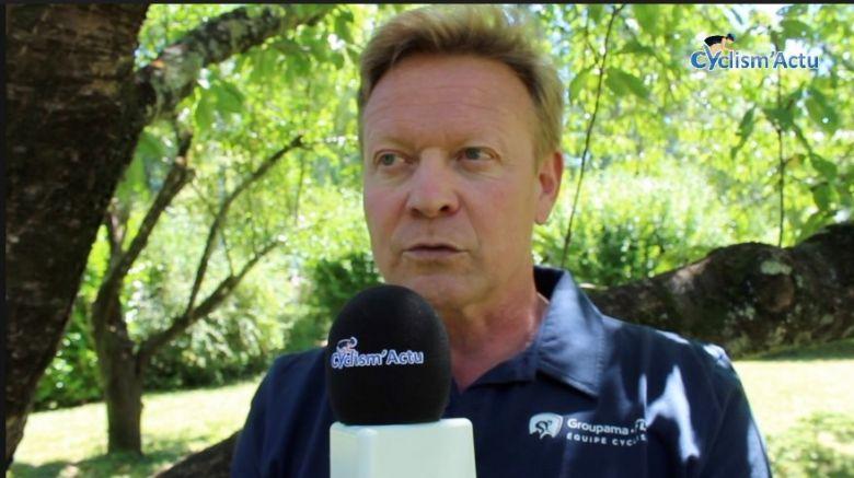 Tour de France - Mauduit : «On sait pas si ça va exploser chez INEOS»