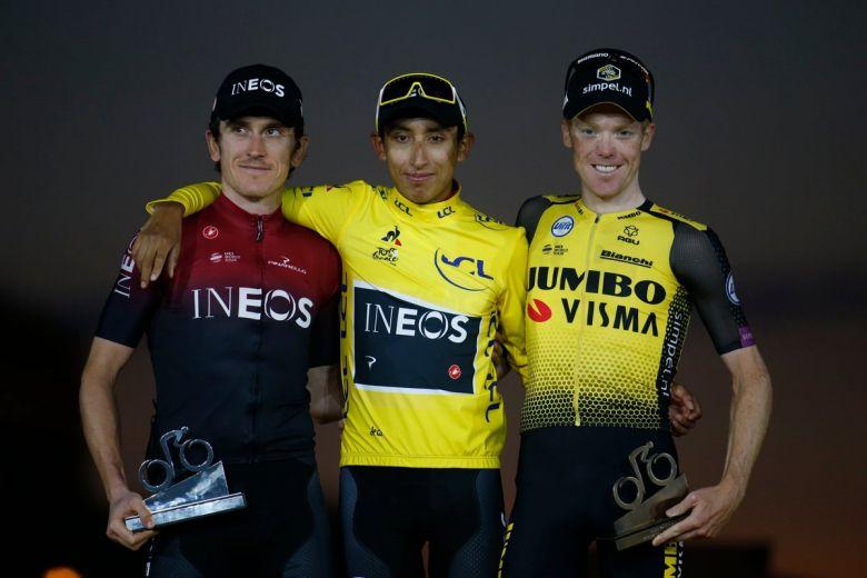 Tour de France - Steven Kruijswijk : «On peut gagner le Tour... »