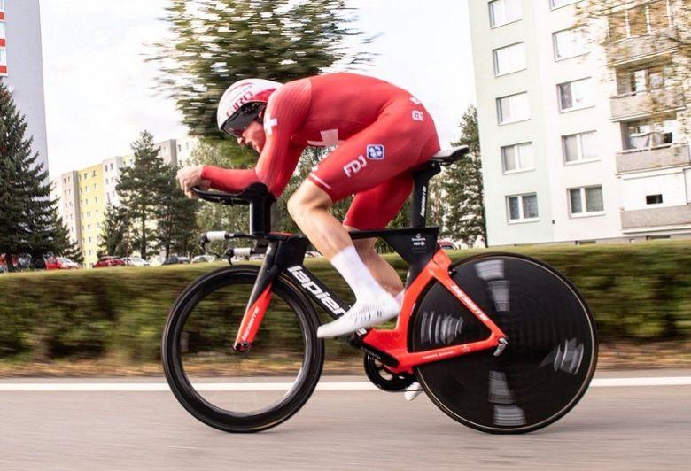 Suisse - CLM - Stefan Küng remporte son quatrième titre consécutif