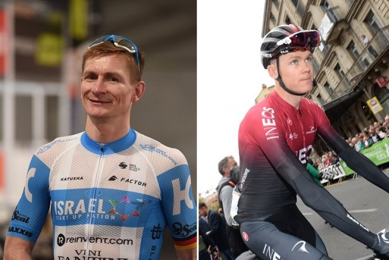 Route - Greipel : «Froome aura l'intention de prouver son potentiel»