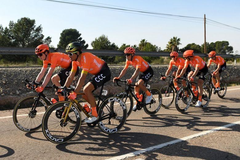 Tour de France - Van Avermaet, Zakarin et Trentin leaders de CCC Team