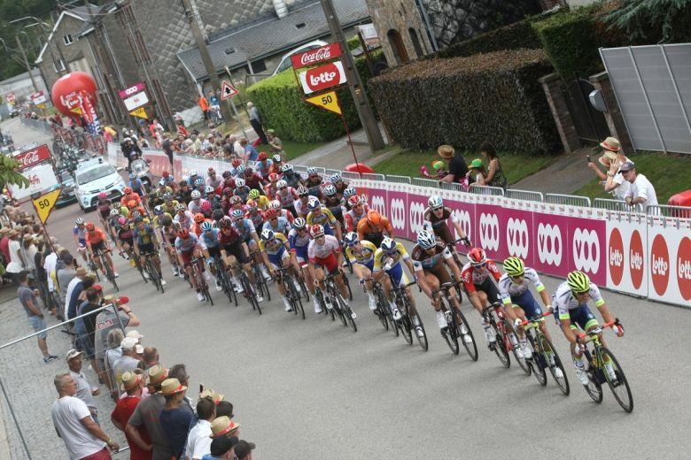 Tour de Wallonie - Tubize n'accueillera pas le départ de la 2e étape