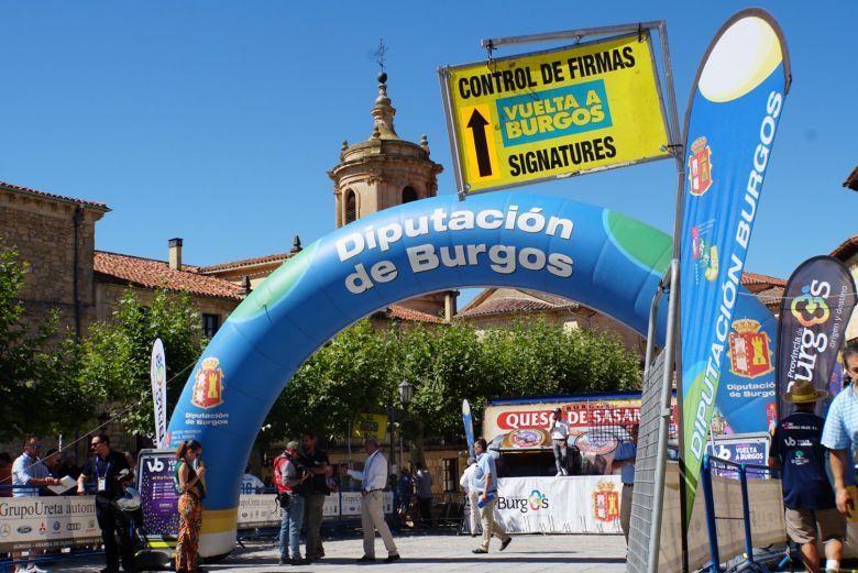 Route - Des mesures sanitaires strictes sur le Tour de Burgos