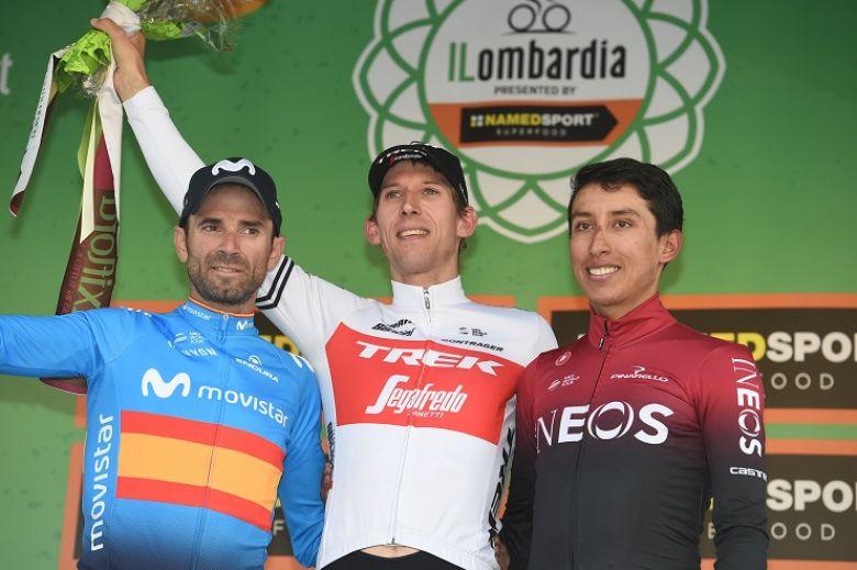 Tour de Lombardie - Le parcours du Tour de Lombardie 2020 révélé