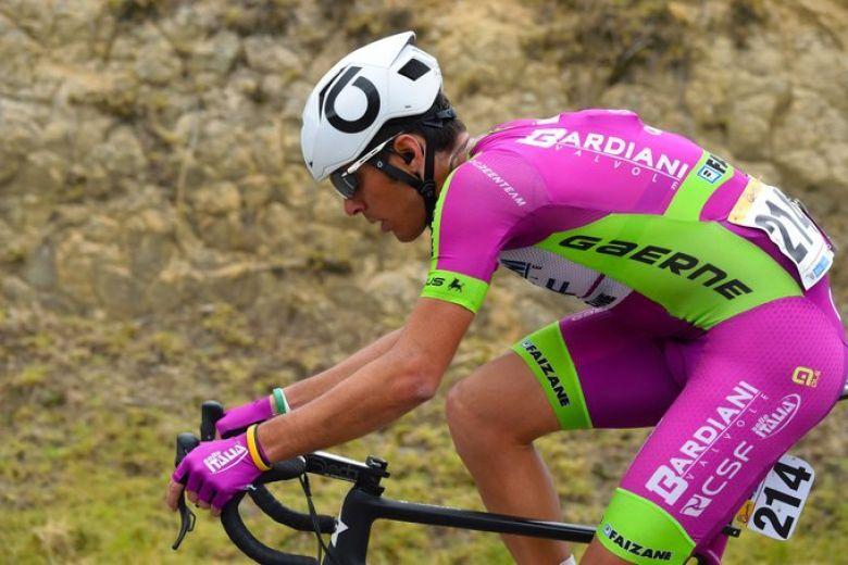Route - Mirco Maestri prolonge d'une année avec Bardiani-CSF-Faizanè
