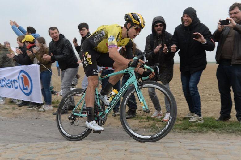 Route - Wout Van Aert : «Paris-Roubaix me convient mieux que le Ronde»