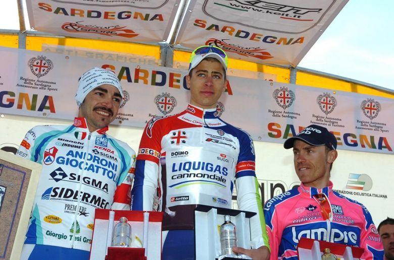 Route - Le Tour de Sardaigne se tiendra du 28 octobre au 1er novembre