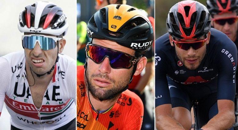 Route - Aru, Cavendish, Ganna... ils sont sans contrat pour 2021 !