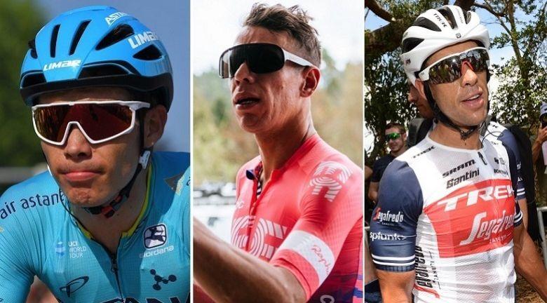 Route - Lopez, Uran, Porte... les coureurs étrangers en fin de contrat