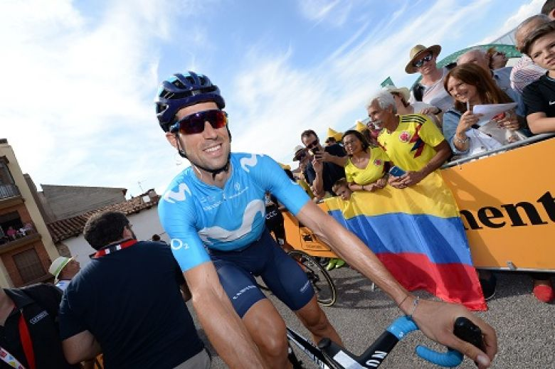 Route - Imanol Erviti : «Quintana a laissé sa marque chez Movistar»
