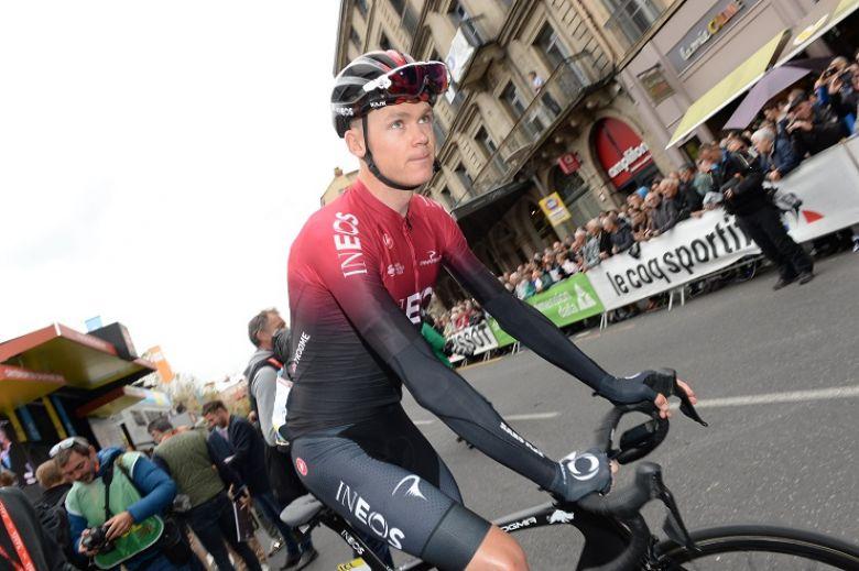 Tour de France - Un membre de l'équipe INEOS perplexe sur Chris Froome