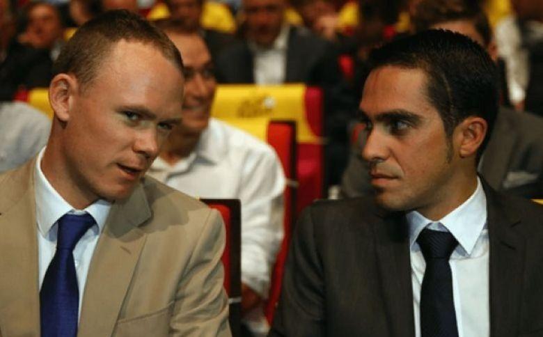 Route - Contador : «Froome sera l'un des favoris du Tour... 2021»