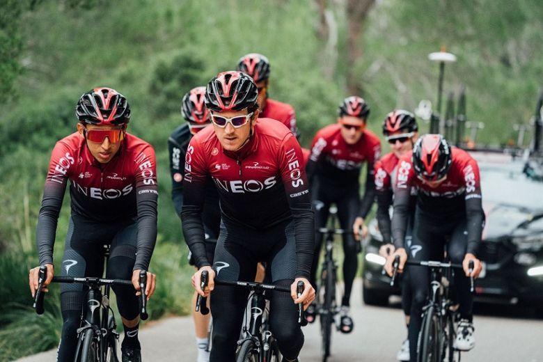 Le Team INEOS va s'appeler Grenadier sur le Tour — Tour de France