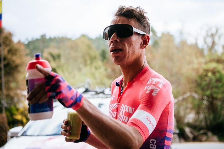 Route - Rigoberto Uran : «Redonner de la joie avec le cyclisme»