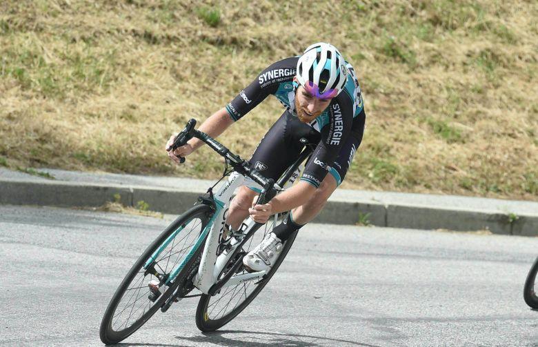 Route - Quentin Pacher : «Mes meilleures années sont encore à venir»