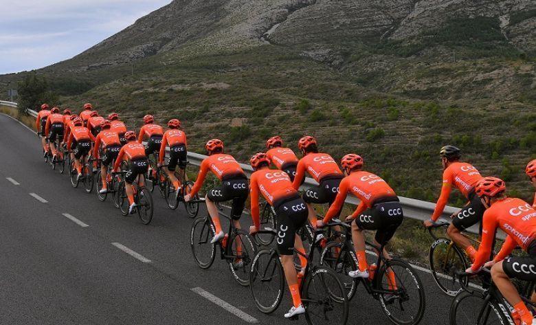 Route - Manuela Fundacion en pourparlers pour reprendre l'équipe CCC