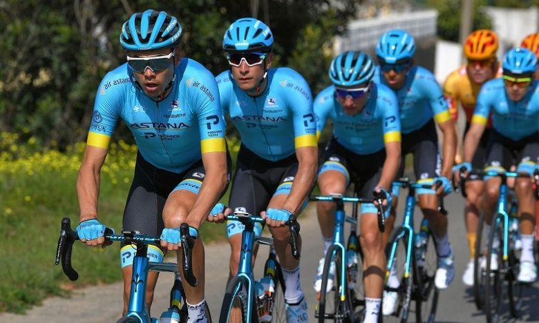 Tour de Burgos - La sélection de l'équipe Astana sur le Tour de Burgos
