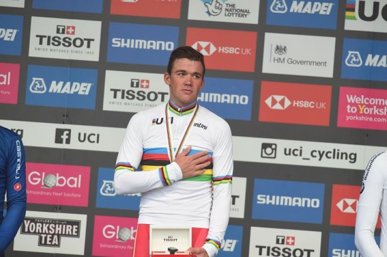 Route - Mads Pedersen : «J'ai beaucoup de pression sur mes épaules»